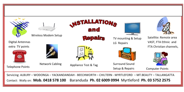 Digital TV Antennas / Satellite Installations & Repairs
